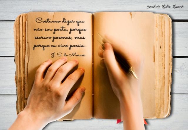 J S DE MORAIS - poeta
