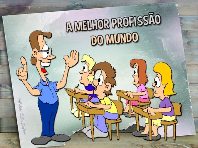 A MELHOR PROFISSAO DO MUNDO - TÍTULO