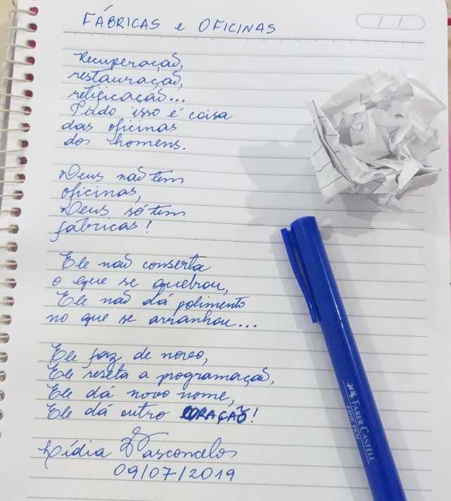 poema - FÁBRICAS e OFICINAS